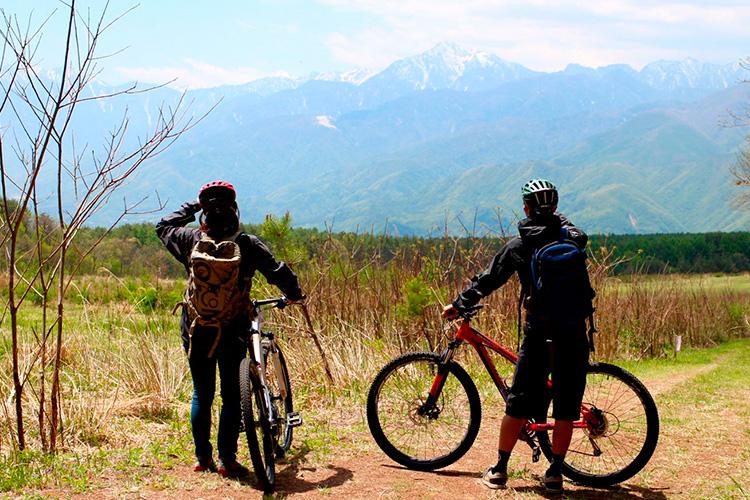 八ヶ岳MTBツーリング